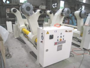 Mill Roll Unwind Stand for 2.5M Reel widths