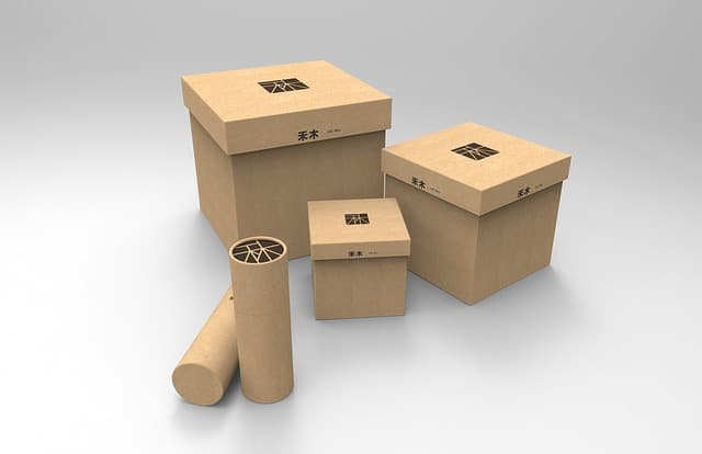 Corrugated Boxes come in all sizes