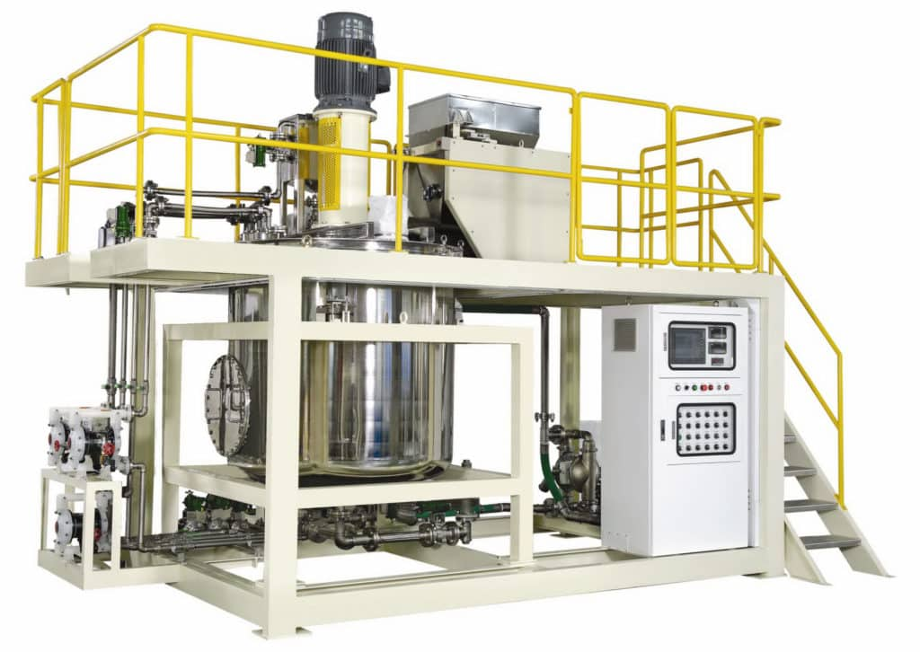 Automatic Starch Glue-Mixing System - Martins Amazing